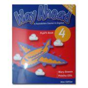Way Ahead 4, Manual de limba engleza pentru clasa a VI-a, (Pupil's Book+CD Pack)