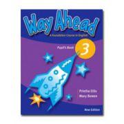 Way Ahead 3, Pupils Book. Manual de limba engleza pentru clasa a V-a - Ellis Printha