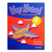 Way Ahead 4, Manual de limba engleza pentru clasa a VI-a (Pupil's Book)