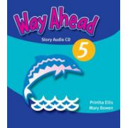 Way Ahead 5, Story CD, (Audio recordings of the 'Reading for Pleasure' and from the Pupil's Book)