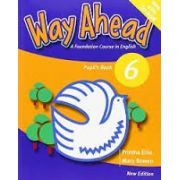 Way Ahead 6, Manual de limba engleza pentru clasa a VIII-a, Revised student's book ( With CD-ROM Pack)