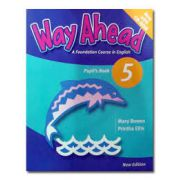 Way Ahead 5, Manual de limba engleza pentru clasa a VII-a, Revised student's book ( With CD-ROM Pack)