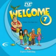 Welcome 1 -DVD-Curs de limba engleza pentru clasa III-a