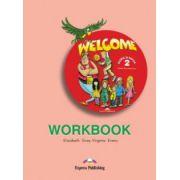 Welcome 2, Workbook (Caiet de limba engleza pentru clasa a IV-a) - Elizabeth Gray