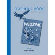 Welcome 1 TB, Teacher's Book. (Viginia Evans )