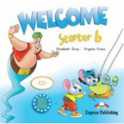 Welcome Starter B, Class Audio CD, Curs de limba engleza pentru clasa II-a