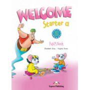 Welcome starter A, Student Book, Curs de limba engleza pentru clasa I