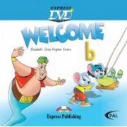 Welcome Starter B, DVD, Curs de limba engleza pentru clasa II