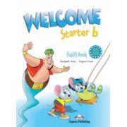 Welcome starter B, Student Book, Curs de limba engleza pentru clasa II-a