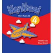 Way Ahead 4, Story CD. Audio recordings of the 'Reading for Pleasure' and from the Pupil's Book