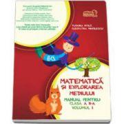 Matematica si explorarea mediului, manual pentru clasa a II-a - Partea I (Tudora Pitila )