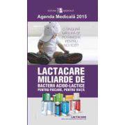 Agenda Medicala 2015- Editia de buzunar