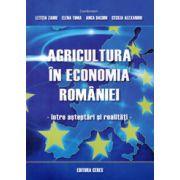 Agricultura in economia Romaniei - Letitia Zahiu