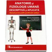 Anatomie si fiziologie umana descriptiva si aplicata - Crin Marcean