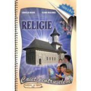 Caiet de religie pentru clasa a II-a