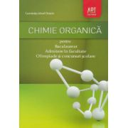 Chimie organica - Bacalaureat, Admitere in facultate sau concursuri scolare - Ed. Art