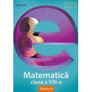 Clubul matematicienilor. Clasa a 8-a - Partea II (Esential culegere)