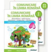 Comunicare in limba romana. Caietul elevului pentru clasa I - Semestrele I si II (Stefan Pacearca )