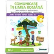 Comunicare in Limba Romana. Caietul Elevului pentru clasa a II-a, Semestrul I, (Stefan Pacearca )