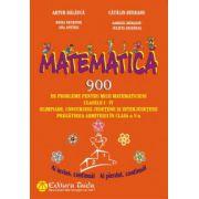 900 de probleme pentru mici matematicieni - clasele I-IV
