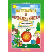 Matematica si explorarea mediului - clasa preg, sem I ( 2015)