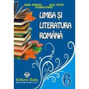 Culegere de Limba si Literatura Romana clasa a VI-a - Lucia Poclid
