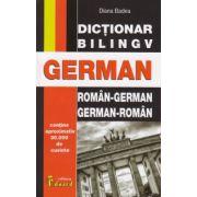 Dictionar bilingv roman-german, german-roman