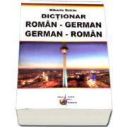 Dictionar, dublu Roman - German, German - Roman (Mihaela Belcin)
