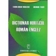Dictionar horticol roman-englez (Florin-Adrian Niculescu)