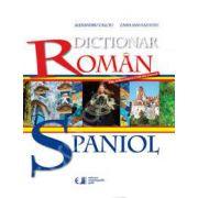 Dictionar Spaniol - Roman, Alexandru Calciu
