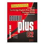 Double Plus level B2 - Teacher's Book - 2015