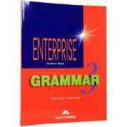 Manualul elevului pentru clasa a VII-a Carte de gramatica. Enterprise Grammar 3 (SB)
