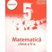 Esential. Matematica clasa a V-a (Partea I)