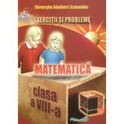 Exercitii si probleme pentru clasa a VIII-a (Matematica)