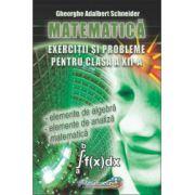 Exercitii si probleme pentru clasa a XII - a (Matematica)