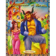 Frumoasa si Bestia - Poveste ilustrata