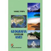 Geografia Statelor Asiei, Vasile Popa