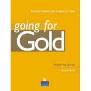 Curs limba engleza pentru clasa 9-a. Going For Gold Intermediate Coursebook - Richard Acklam