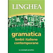 Gramatica limbii italiene contemporane cu exemple practice