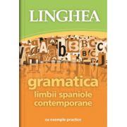 Gramatica limbii spaniole contemporane, cu exemple practice