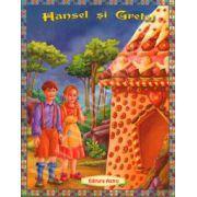 Hansel si Gretel - Poveste ilustrata