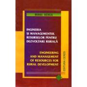 Ingineria si managementul resurselor pentru dezvoltarea rurala (M. Berca)