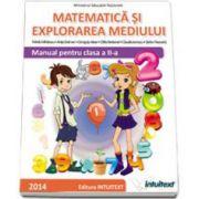Matematica si explorarea mediului. Manual pentru clasa a II-a - Semestrul I (Stefan Pacearca)