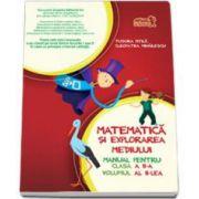 Matematica si explorarea mediului, manual pentru clasa a II-a - Partea a II-a
