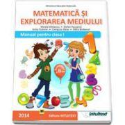 Matematica si explorarea mediului, Manual pentru clasa I - Semestrul II. Contin si Cd-ul cu varianta digitala