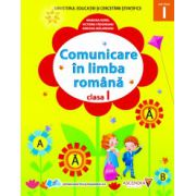 Comunicare in limba romana, Manual pentru clasa I-a (Set partea I+II ) Contine si varianta digitala