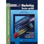 Marketing. Teste - grila. Editia a IV-a(Revazuta si adaugita)