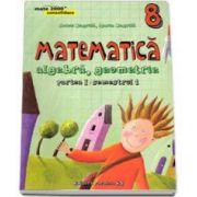 Matematica 2000+/ Consolidare 2015-2016 algebra, geometrie clasa a VIII-a Partea I, Semestrul 1