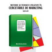 Metode si tehnici utilizate in cercetarile de marketing. Aplicatii