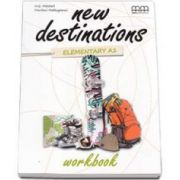 New Destinations Elementary A1 level - Workbook, British Edition